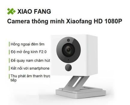Camera thông minh XIAOFANG HD 1080P