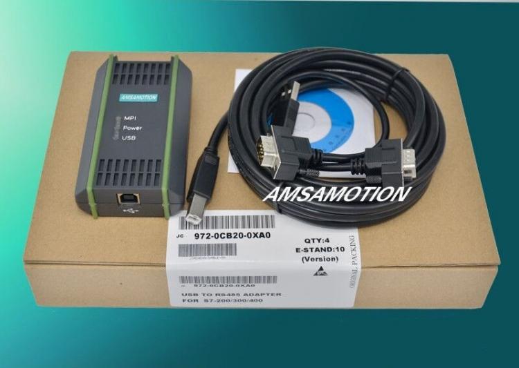 Cáp PLC S7 200/300/400