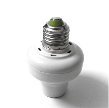 Đui đèn thông minh điều khiển từ xa học lệnh RF YKS2
